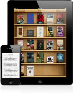 Make your book available to iPad, iPhone and iPod Touch readers