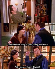 why is your family Ross??