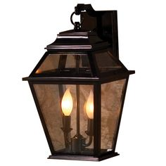 allen + roth Black Outdoor Wall Light  Item #: 203279 |  Model #: 9SQ1223B