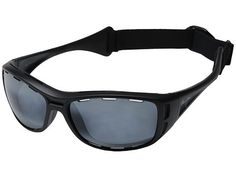 Maui Jim Waterman 410-2M Matte Black/Neutral Grey Polarized Sunglasses