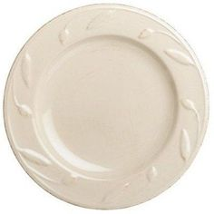 Sorrento Ivory 8  Salad Plate [Set of 4] by Signature Housewares. $35.96  sc 1 st  Pinterest & 6