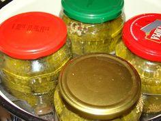 Cristina's world: Castraveti bulgaresti Dukan Diet, Canning