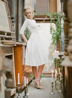 Photography: Peter & Veronika Photography - peterandveronika.com Wedding Dress: Wedding Avenue  - weddingavenue.sk/   Read More on SMP: http://www.stylemepretty.com/destination-weddings/2015/09/28/vintage-chic-marsala-wedding-inspiration/