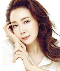 Choi Ji Woo - Marie Claire Magazine March Issue... - Korean Magazine Lovers