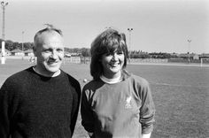 bill shankly and cilla black