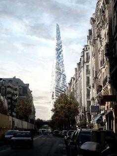 Le Projet Triangle by Herzog & de Meuron #architecture
