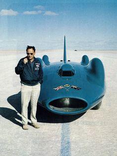 Donald Campbell and Bluebird