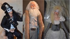 More Pictures, Art Dolls, Sculpting, Punk, Style, Fashion, Whittling, Sculpture, Moda