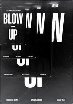 blow-up, redesign project - shin, dokho