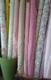 Misabel Costura creativa: Con la primavera se nos llena la tienda de telas d...