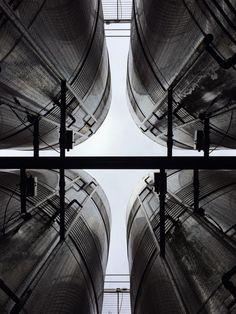 The sky above Shangai. Photo by Hangar Design Group