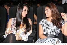 Cinenews Nayanthara's stylist for Trisha - http://tamilwire.net/62796-cinenews-nayantharas-stylist-trisha.html