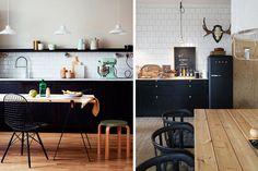 | Como decorar cocinas en estilo nórdico