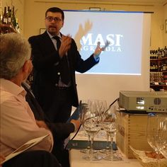 Raffaele Boscaini, 7th generation of MASI, producer of Amarone in Valpolicella