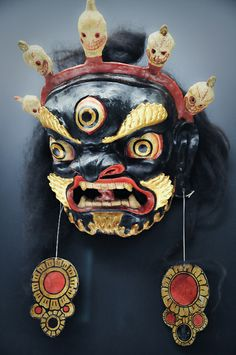 Tibetan Mask 3 | Flickr : partage de photos !