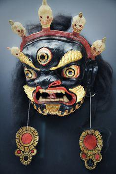 Tibetan Mask 3 | Flickr : partage de photos !