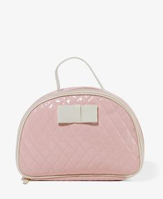 Quilted Cosmetic Bag | FOREVER21