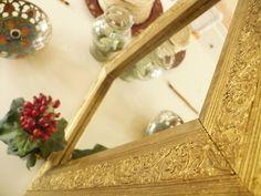 mirror Mirror, Home Decor, Homemade Home Decor, Mirrors, Decoration Home, Vanity, Tile Mirror, Interior Decorating