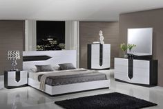 Bedroom Decor Fluffy Carpet Black With Bed Cover Modern Style Also Storage Cabinet With Lamp And Storage Cabinet And Mirror Besides Cupboard Corner Design Curtain Glass Window Decorations Floor Tiles Design Bedroom Sets Planning Dressers. Cherry Wood. King.