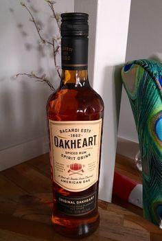 New style Bacardi Oakheart
