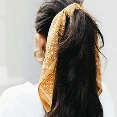 Great looking hair. Creative ideas with regard to great looking hair. Your hair is what can easily define you as an individual. To many men and women it is important to have a decent hairstyle. Scarf Hairstyles, Messy Hairstyles, Pretty Hairstyles, Hairstyles 2016, Fashion Hairstyles, Blonde Hairstyles, Layered Hairstyles, Hair Inspo, Hair Inspiration