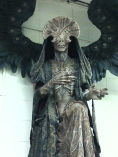 Angel of Death from Hellboy II