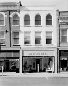 Wiley-Tilman, Inc., Charlottesville from Holsinger Studio Collection · Holsinger's Studio (Charlottesville, Va.) · 1890-1938 · Albert and Shirley Small Special Collections Library, University of Virginia.