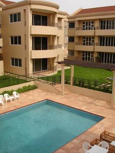 Apartments in Ghana, West Africa.(The Africa you dont see on TV)