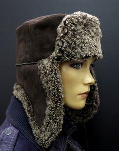 Kožešinová ušanka z ovčiny - kvalitní český výrobek do velké zimy #czech #made Winter Hats, Fashion, Moda, Fashion Styles, Fashion Illustrations