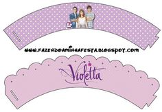Violetta: Free Party Printables.