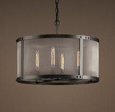 Lighting Solutions_Mesh Pendant_Small chandelier.jpg