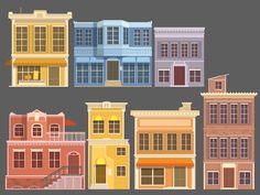 Buildings by Dave Armstrong #zeeenapp