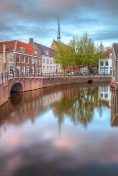 't Zand - St. Aegdenkapel by Herman de Raaf