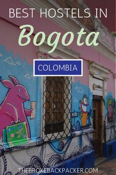 Save money and stay safe with our list of the best hostels in Bogota!