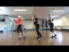 Zumba Fitness - Dear Future Husband (Meghan Trainor) - Jive/Swing - YouTube