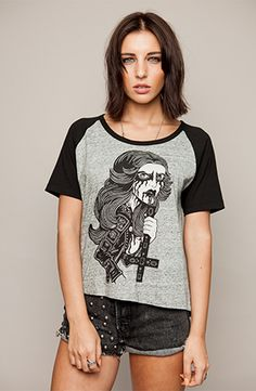 Drop Dead - Corpse Girl Top - £25 - http://store.iheartdropdead.com/product.php/5533/corpse_girl