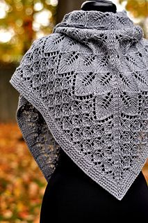 Ravelry: Bramwell pattern by Dee O'Keefe Prayer Shawl Patterns, Lace Patterns, Crochet Patterns, Knitted Shawls, Crochet Shawl, Knit Crochet, Knit Scarves, Baby Boy Knitting Patterns, Ravelry