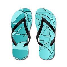 Shattered Flip Flops