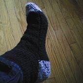Ravelry: elle19762003's Briggs little fish lips socks