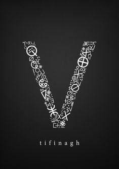 Fonts from around the world tifinagh