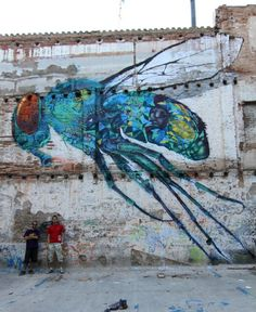 by Gasic Painter- don't you wish that you were a fly on the wall