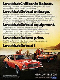 1976 Mercury California Bobcat 3-Door & Villager Wagon | by aldenjewell