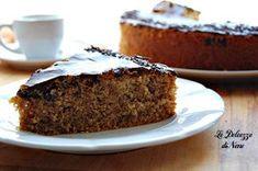 TORTA CAFFE E CIOCCOLATO FONDENTE ricetta facile e veloce. In meno di 5 minuti infornerete la vostra torta. Ottima per colazione o merenda.