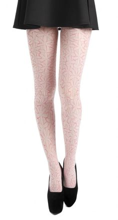 Buy Pink Daisy Tights Pink