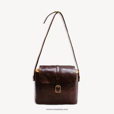 Tộc   Leather: Tộc Leather 94 - Tộc Leather Crossbody Shoulder Bag.
