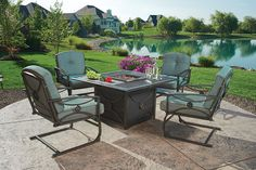 Backyard barbecues, family gatherings... it's the time of year to get your patio set out and prepare for outdoor evenings. Whether you want to spruce up your current patio area or start over, here are some things to consider: material, function, durability, and size. With these simple tips, you'll become the host of choice!