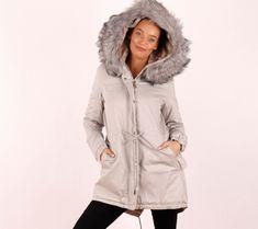 68# (Szürke) Prémes szövetkabát | viyou.hu Rain Jacket, Windbreaker, Raincoat, Pink, Jackets, Fashion, Down Jackets, Moda, La Mode
