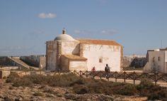 sagres-igreja de infante don henrique