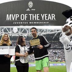 Gigi #Buffon MVP del mese di aprile