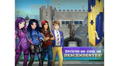 Descendentes | Disney Brasil Jogos